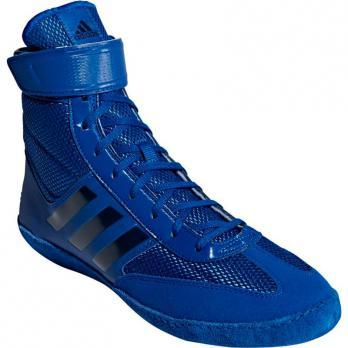 Chaussures De Boxe Adidas Combat Speed 5 Bleu