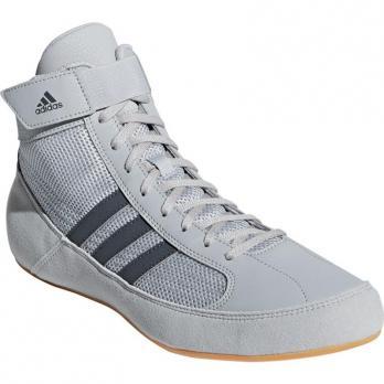 Chaussures De Boxe Adidas HVC 2  Gris / Marron
