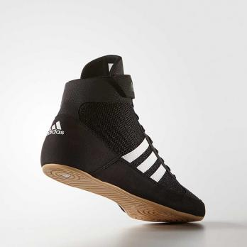 Chaussures de boxe Adidas HVC 2  noir