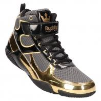 Chaussures de boxe Buddha One dark gray / gold