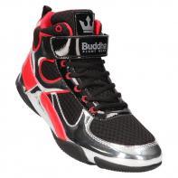 Chaussures de boxe Buddha One black / silver