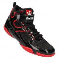 Chaussures de boxe Buddha One black / red