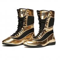 Chaussures de boxe Leone Legend Golden