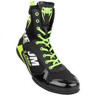 Chaussures De Boxe Venum Elite Edition VTC 2 black/ neo yellow
