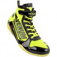 Chaussures De Boxe Venum Giant Low VTC 2 neo yellow/black