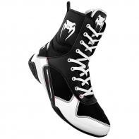Chaussures De Boxe Venum Elite Noir / Blanc