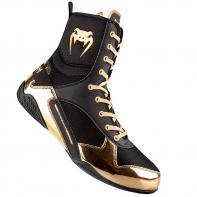Chaussures De Boxe Venum Elite Noir / Or