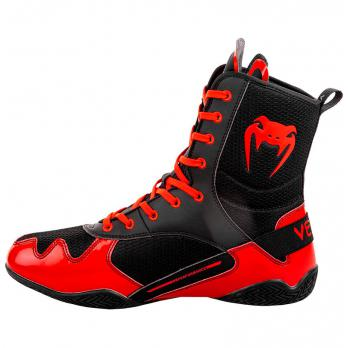 Chaussures De Boxe Venum Elite Noir / Rouge