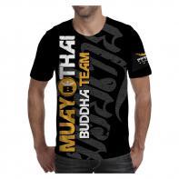 T-shirt  Buddha Muay Thai Combo