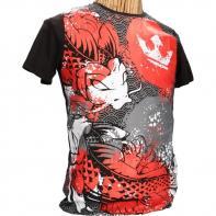 T-shirt Buddha Koi