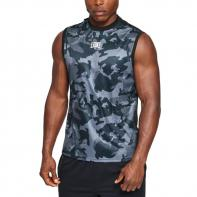 Chemise de boxe Leone Camouflage grey