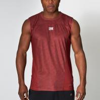 T-shirt de boxe Leone Extrema 3 rouge