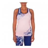 Neo Camo Fitness Venum Shirt Femme Navy Blue/Coral