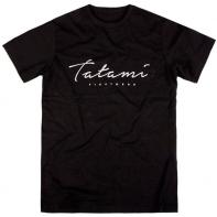 T-shirt Tatami Script black