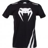 T-shirt venum Challenger noir/blanc