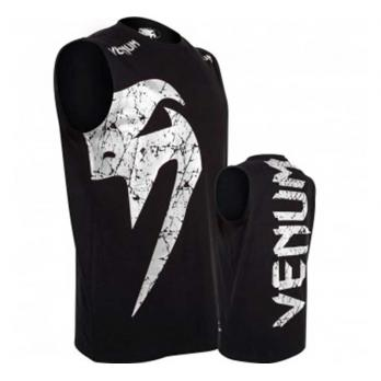 T-shirt venum Giant noir/blanc Tank top