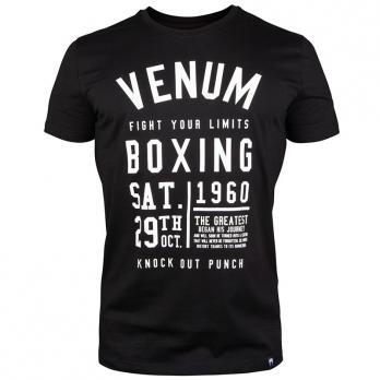 T-shirt Venum Knock Out Noir