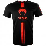 T-shirt  Venum Logos noir / rouge