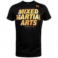 T-shirt Venum MMA VT noir / or