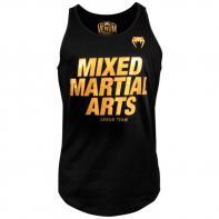 T-shirt Venum MMA VT Tank top noir/ or