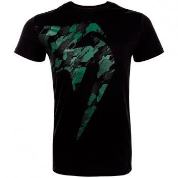 T-shirt  Venum Tecmo Giant Khaki/Black