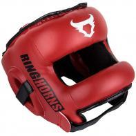 Casque boxe Ringhorns Nitro red By Venum