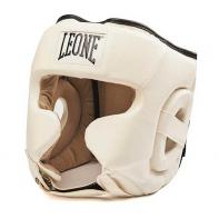 Casque Leone Training white
