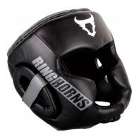 Casque boxe Ringhorns Charger  Noir By Venum