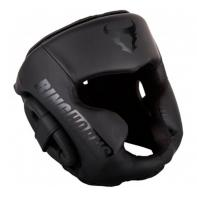 Casque boxe Ringhorns Charger  Noir Matte By Venum