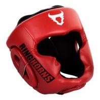 Casque boxe Ringhorns Charger  Rouge By Venum