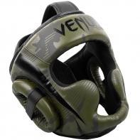 Casque boxe Venum Elite Khaki / Camo