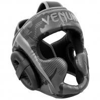 Casque boxe Venum Elite Black / Dark Camo