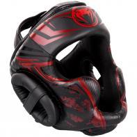 Casque boxe Venum Gladiator 3.0 Noir/Rouge