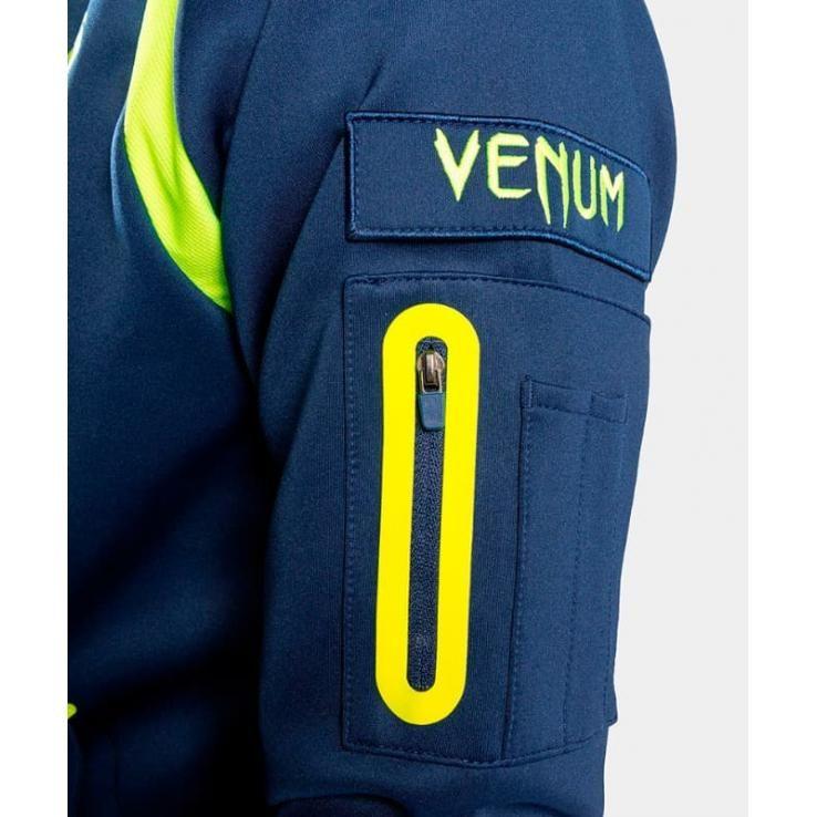 Hoodie Venum Origins Loma Edition blue / yellow