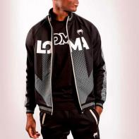 Venum Arrow Track Jacket Loma Edition - Black/White
