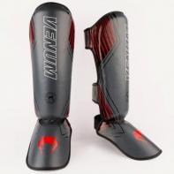 Protège TibiasVenum Contender 2.0 black / red