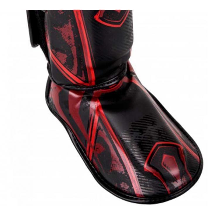 Shinguard Venum Gladiator 3.0 Noir / rouge