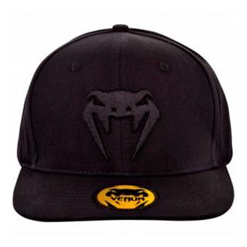 Cap Venum Classic Black  Matte