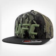 Casquette Venum UFC Authentic Fight Week Unisexe Kaki