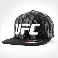 Casquette Venum UFC Authentic Fight Week Unisexe Noir