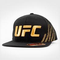 Casquette Venum UFC Unisexe noir / or