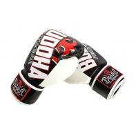 Gants de boxe Buddha Millenium noir