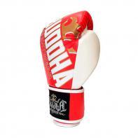 Gants de boxe Buddha Millenium rouge / blanc Kids