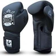 Gants de boxe Buddha Pro Gel black / black