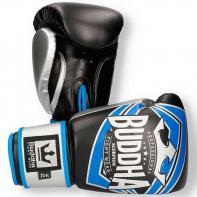 Gants de boxe Buddha Scorpion bleu