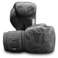 Gants de boxe Buddha Top Premium Matte Black