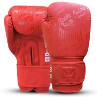 Gants de boxe Buddha Top Premium Matte Red