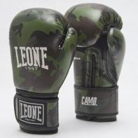 Gants de boxe Leone Camo green