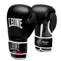 Gants de boxe Leone Flash Noir/Noir