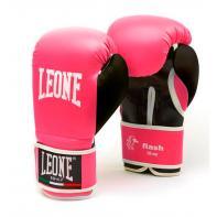 Gants De Boxe Leone Flash Pink Kids